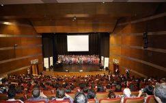 Gönül Ülkü Gazanfer Özcan Sahnesi