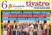 Tiyatro Gazetesi Şubat2020, 107. sayı eki