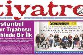 Tiyatro Gazetesi Mart 2020, 108. sayı
