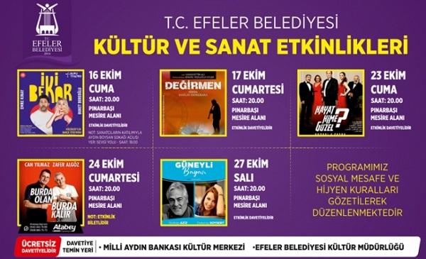 """SABAHATTİN ALİ'NİN """"DEĞİRMEN""""İ EFELER'DE SEYİRCİYLE BULUŞUYOR"""