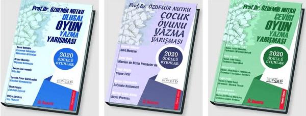 PROF. DR. ÖZDEMİR NUTKU ULUSAL OYUN YAZMA YARIŞMASI 2020 SONUÇLANDI