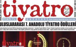 Tiyatro Gazetesi Aralık 2020, 117. Sayı