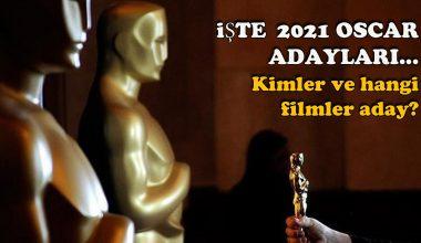 İşte 2021 Oscar adayları…