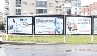 Çiğli'de şiir sokaklara taştı