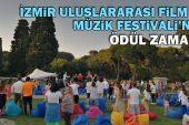 İzmir Uluslararası Film ve Müzik Festivali'nde ödül zamanı